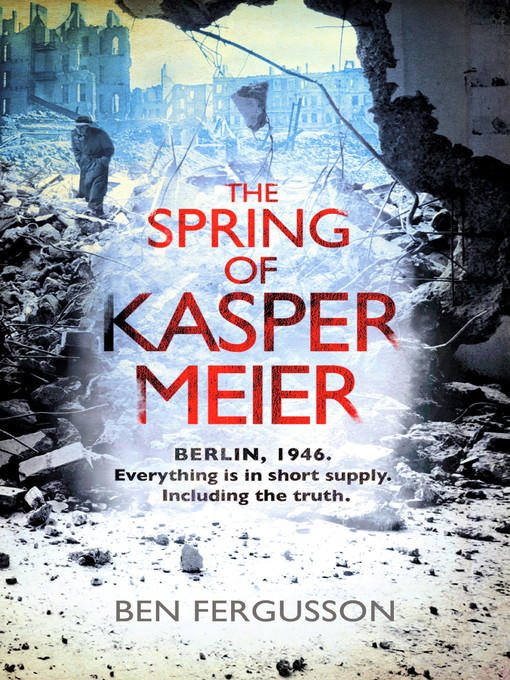 The Spring of Kasper Meier (eBook)